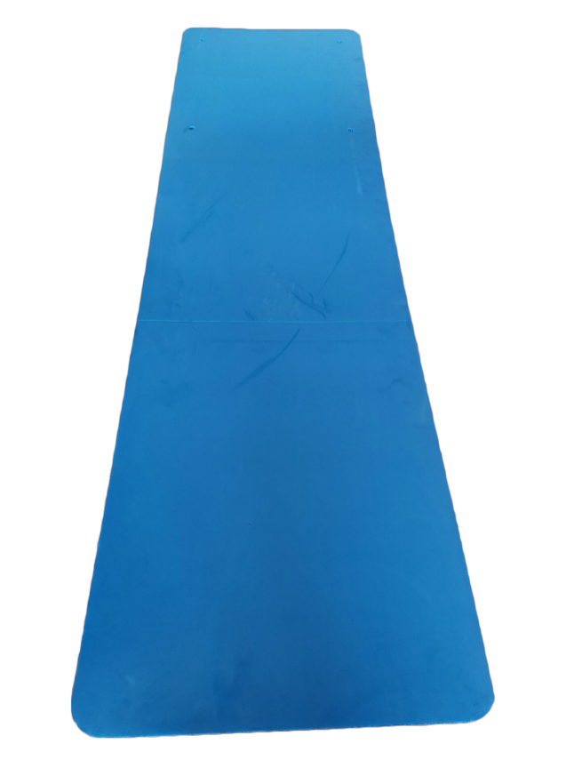 Water sliding mats with handles