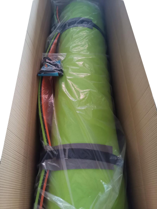 Crocpad Floating Water Mat 5.5M package