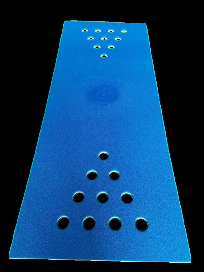 Crocpad floating ping pong